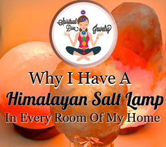 Why I Have A Himalayan Salt Lamp In Every Room Of My Home
