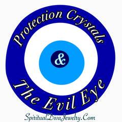 Crystals Gemstones Evil Eye Protection - Spiritual Diva Jewelry