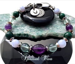 Spiritual Diva Jewelry stress and anxiety relief bracelet