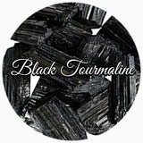 Black Tourmaline Crystals for Bullying - Spiritual Diva