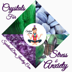 How to Use Crystals And Gemstones for Stress And Anxiety Spiritual Diva