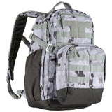 5.11 Mira 2 in1 Camo Backpacks is available at The Shooting Edge, Calgary Alberta.