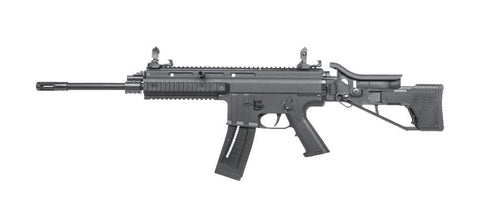 German Sports Guns GSG-15 .22LR rifle. Black. 