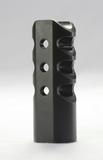 Matador Arms Hammerhead Muzzle Brake, .308/7.62mm, M15x 0.75 for M305.  TSE # 21849.