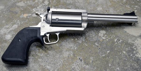 "Magnum Research Inc Big Frame Revolver, 45 Colt & .410ga.  5-1/4"" Barrel.  TSE # 10875"