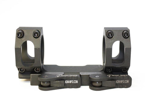 "American Defense Mfg Recon-SL 1"" Mounts.  TSE # 10942."