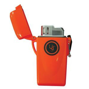 UST Floating Lighter - Orange.  TSE # 11872.