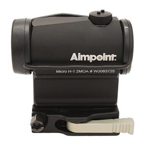 Aimpoint Micro H-1 2MOA with LRP Mount/39mm Spacer.  TSE # 11934