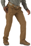5.11 Tactical Men's Stryke Pants with FlexTac fabric.
