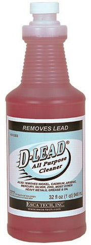 Esca Tech D-Lead Soap All Purpose 32oz Single TSE#1401 The Shooting Edge Calgary Alberta