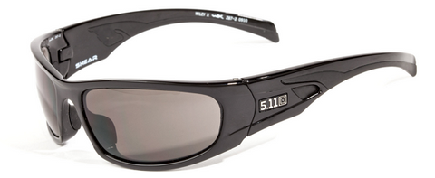 5.11 Tactical Shear Sunglasses.  Black.