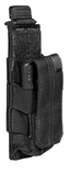 5.11 Tactical Single Pistol Bungee w Cover.