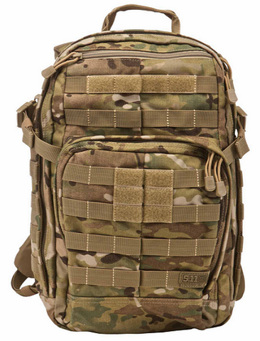 5.11 Tactical Rush 12 Back Pack Multicam TSE#14307