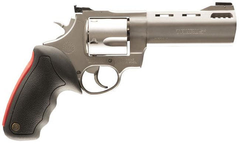 "Taurus, Raging Bull.  .454 Casull, 5"" Ported Barrel, Stainless.  TSE # 14462."