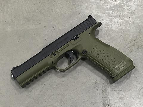 Arsenal Firearms AF Strike One Pistol 9mm Green