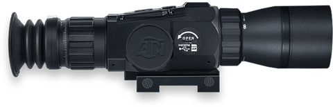 ATN X-Sight Digital Night Vision Rifle Scope.  5-18x.  TSE # 15463.