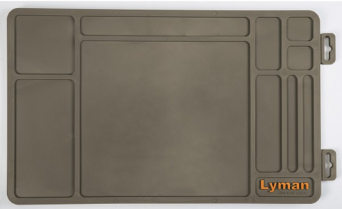 Lyman Essential Gun Cleaning Mat.  TSE # 15677.