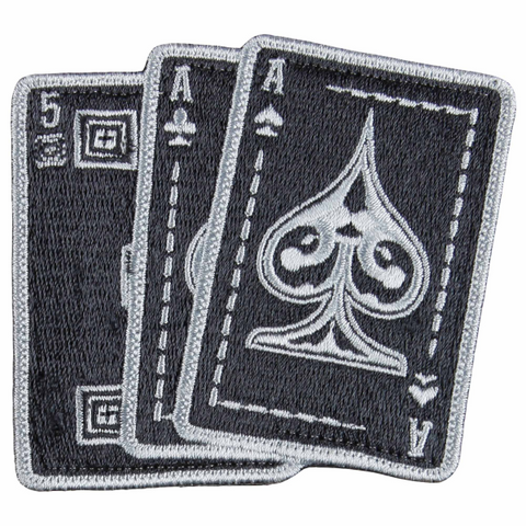 5.11 Tactical Ace In Hand Patch