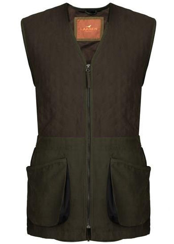 Laksen Wing Shooter Vest - Green