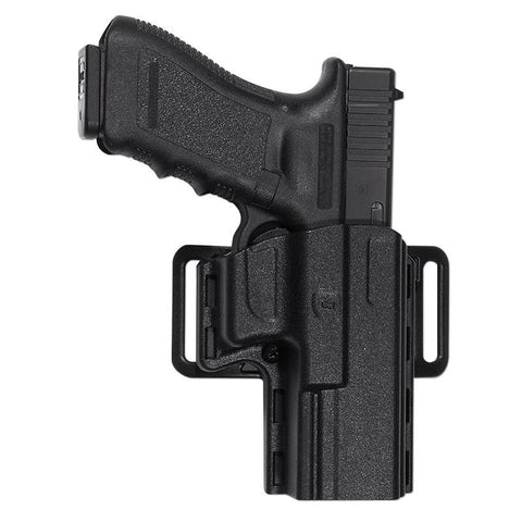 Uncle Mike's Reflex Holster, Right Hand Size 21 for Glock 17, 19, 22, 23, 26, 27, 34 & 35 TSE#17127