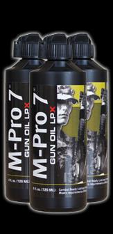 M-Pro 7 Gun Oil LPX, 4 oz. TSE#17230 The Shooting Edge Calgary Alberta