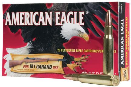 American Eagle .30-06 150gr. SP