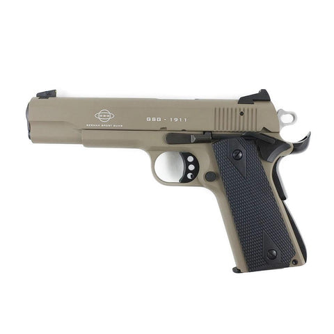 GSG 1911 .22 Pistol - Desert Tan