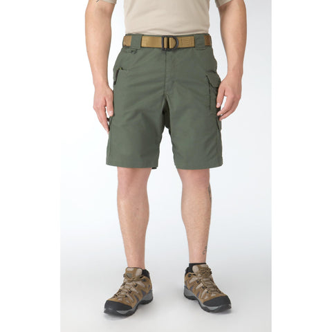 5.11 Tactical Taclite Shorts.  TDU Green.