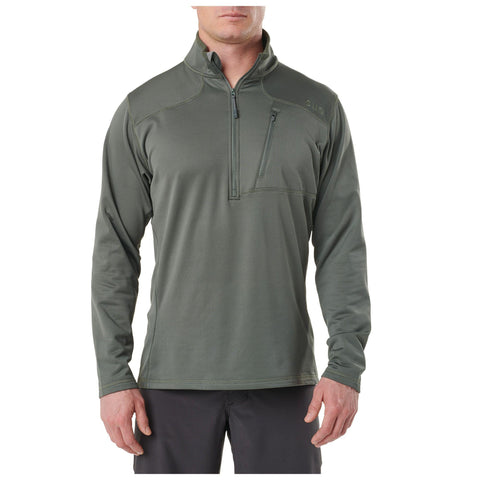 5.11 Recon Half Zip Fleece The Shooting Edge
