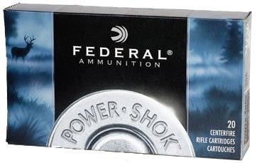 Power Shok 300 Win. Short Magnum 180gr Soft Point TSE#17742