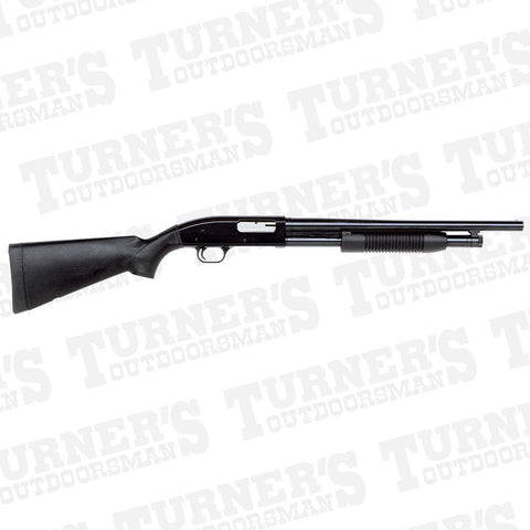 Mossberg Maverick 88 Security Pump Shotgun - Black
