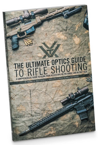 Vortex The Ultimate Optics Guide to Rifle Shooting.  TSE # 18018.