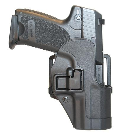 Blackhawk SERPA CQC Holster - Right Hand - Black - Taurus 24/7 TSE#1818 The Shooting Edge Calgary Alberta