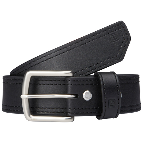 "5.11 Tactical Arc Leather Belt 1.5"" width"