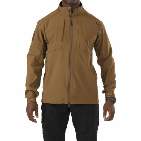5.11 Tactical Men's Sierra Soft Shell Jacket.