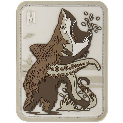 Maxpedition Bear Sharktopus Patch