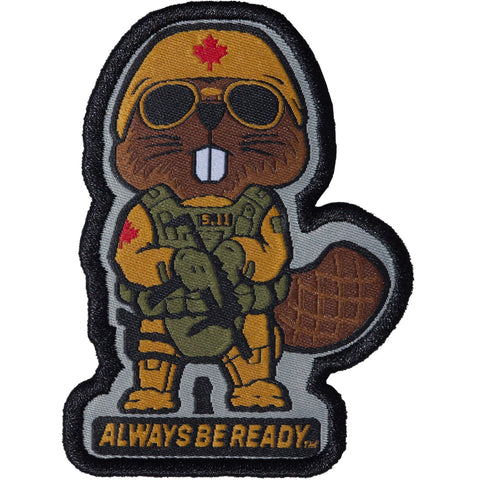 5.11 Tactical Tactical Beaver Patch Thye Shooting Edge