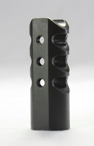 Matador Arms Hammerhead Muzzle Brake 5/8x24 - .308/7.62