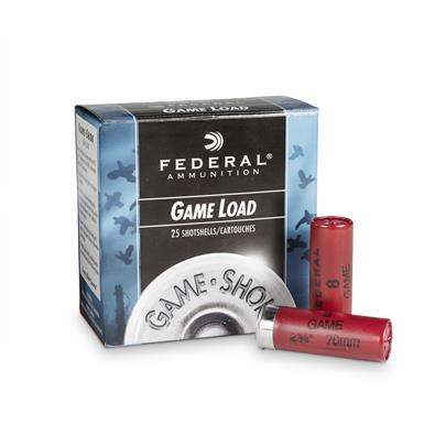 FED Game Load 12Ga #7.5 TSE#20616