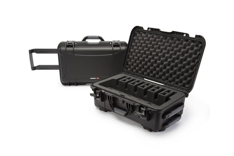 Nanuk 935-6Up Pistol Case.  Black.