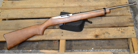 Ruger 10/22 STS Wood Stock .22LR.  TSE # 20759
