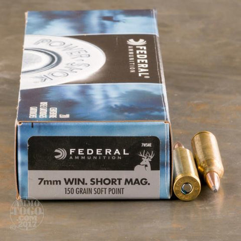 FED 7mm WSM 150gr SP TSE#21730