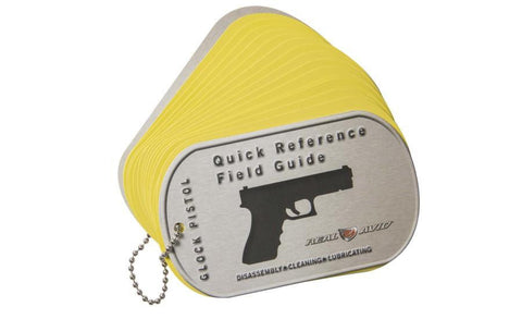 Real Avid Glock Field Guide.  TSE # 22309
