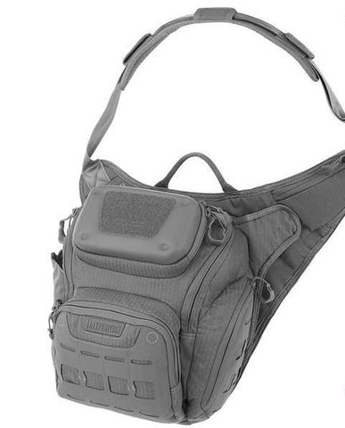 Maxpedition Wolfspur Crossbody Shoulder Bag Grey TSE#22326 The Shooting Edge Calgary Alberta