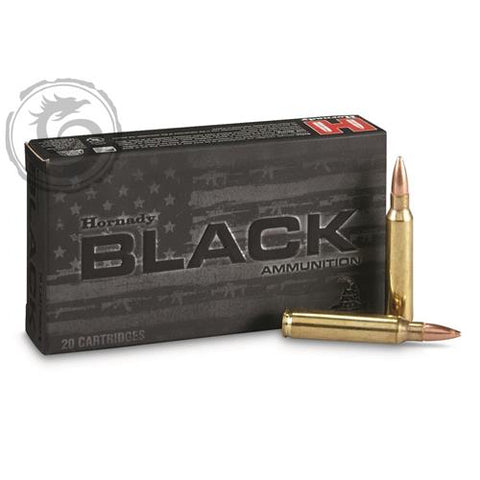 Hornady Black 223 Remington 62gr FMJ TSE#22349