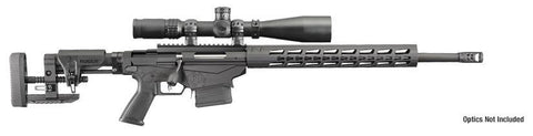 Ruger Precision Rifle, 6.5 Creedmoor.  TSE # 22350.