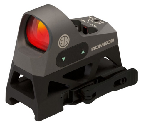 Sig Sauer Romeo3 Red Dot Sight.  TSE # 22354.