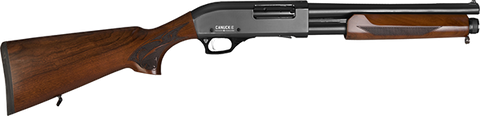 Canuck Defender Shotgun, 12ga.  Walnut.  TSE # 22366