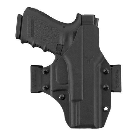 Blade Tech Industries Eclipse OWB Holster Sig P320 Fullsize RH TSE#22462 The Shooting Edge Calgary Alberta