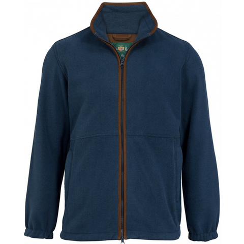 Alan Paine Knitwear Aylsham Mens Fleece Jackets.
